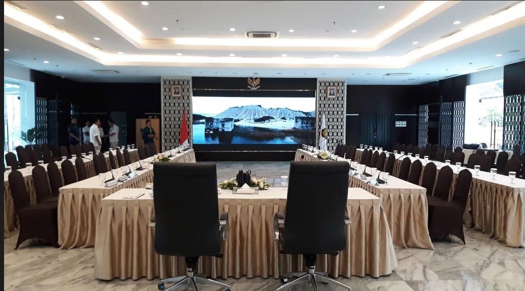 Videotron Indoor - Kementrian ESDM