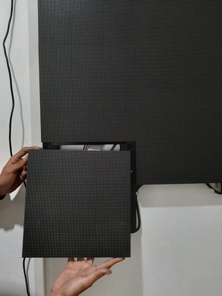 Keunggulan videotron pada modul