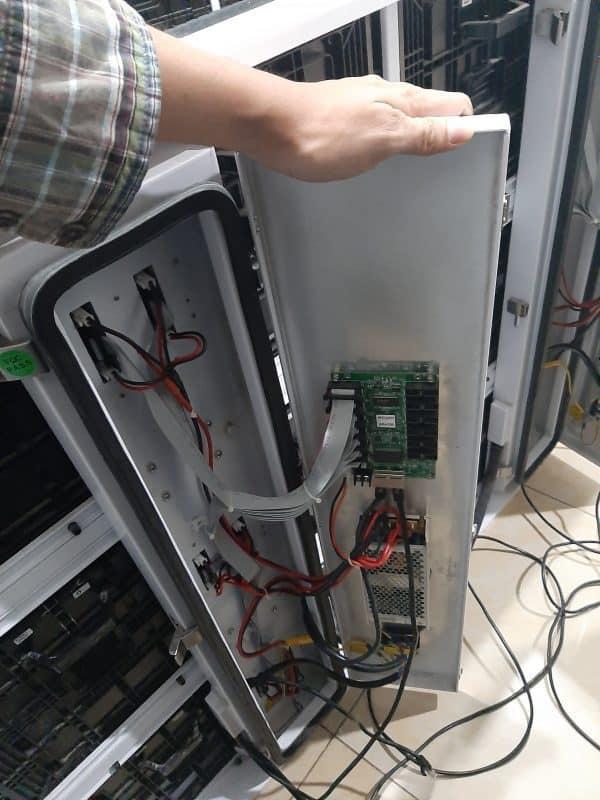 Isi Panel Videotron