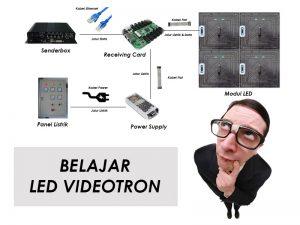 Belajar Videotron | Semua Hal Yang Harus Anda Tahu Tentang Videotron