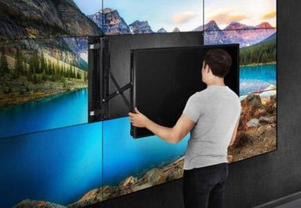panel videowall